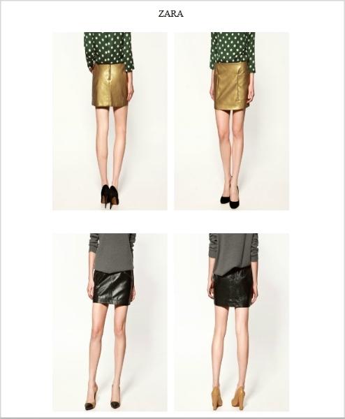 LEATHER SKIRT FASHION IMPEdsRATIVE Mozilla Firefox Jesenji trend: kožne suknje