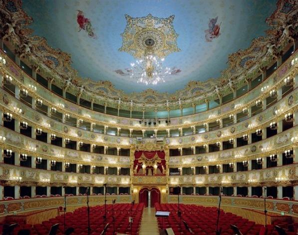 LaFeniceVeniceItaly2008 Enterijer najpoznatijih operskih kuća