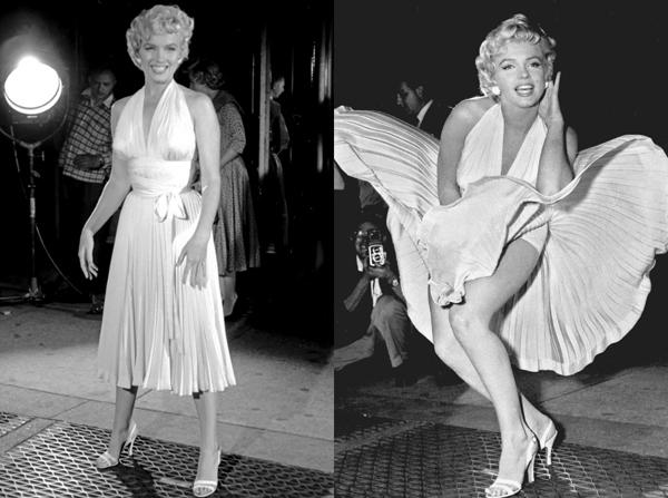 MARILYN MONROE Nezaboravni modni trenuci u istoriji filma