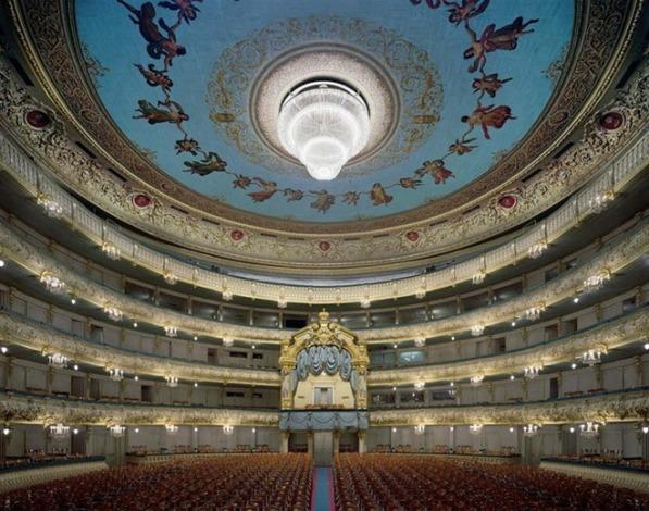 MariinskyTheatreSaintPetersburgRussia2009 Enterijer najpoznatijih operskih kuća