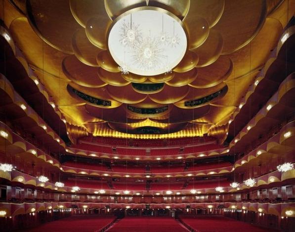 MetropolitanOperaHouseNewYorkNewYork2008 Enterijer najpoznatijih operskih kuća