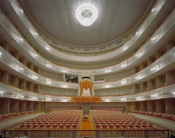 MikhailovskyTheatreSaintPetersburgRussia2009 Enterijer najpoznatijih operskih kuća