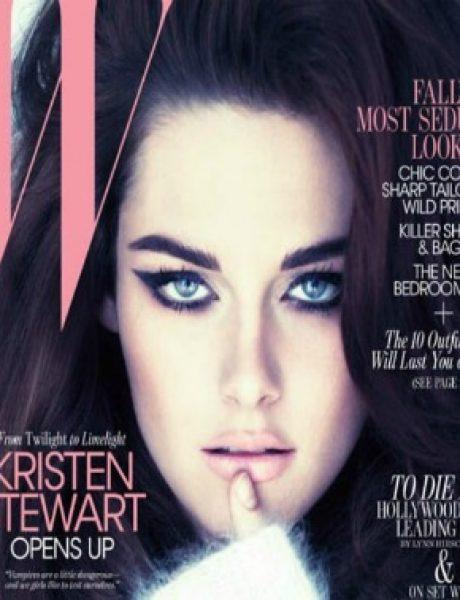 "Kristen Stewart za ""W Magazine"" – septembar 2011."
