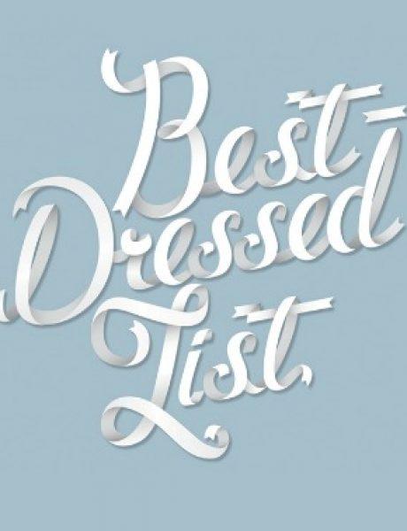 """Vanity Fair"" – pregled godišnje liste najbolje obučenih"