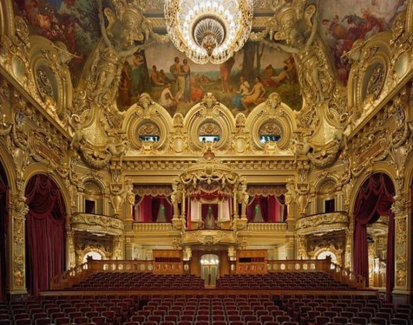 OperadeMonteCarloMonteCarloMonaco20091 Enterijer najpoznatijih operskih kuća