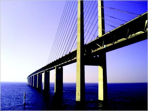Oresund Bridge bridges 1134293 1024 768 Najlepši mostovi sveta: Øresundsbron, Eresundski moreuz