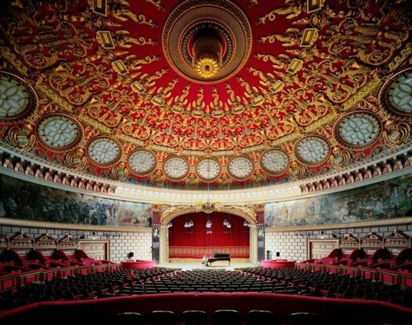 RomanianAntheneumBucharestRomania2007 Enterijer najpoznatijih operskih kuća