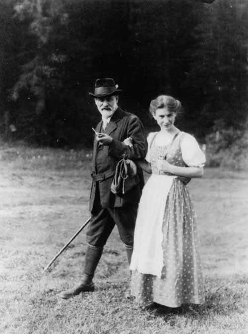 Sigmund i Ana Frojd Ljudi koji su pomerali granice: Sigmund Frojd