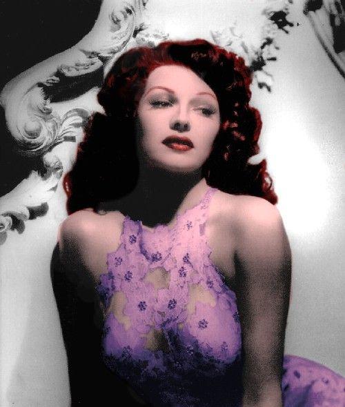 Slika 3 Dive XX veka: Crvena boginja ljubavi