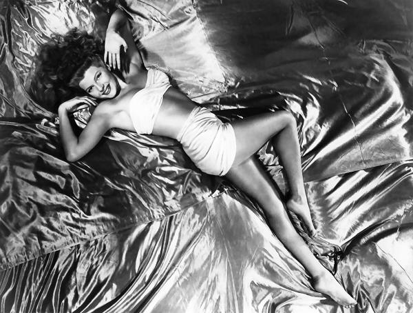 Slika 4 Dive XX veka: Crvena boginja ljubavi