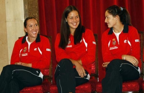 Srpski trio US Open 2011   Kruna američke turneje