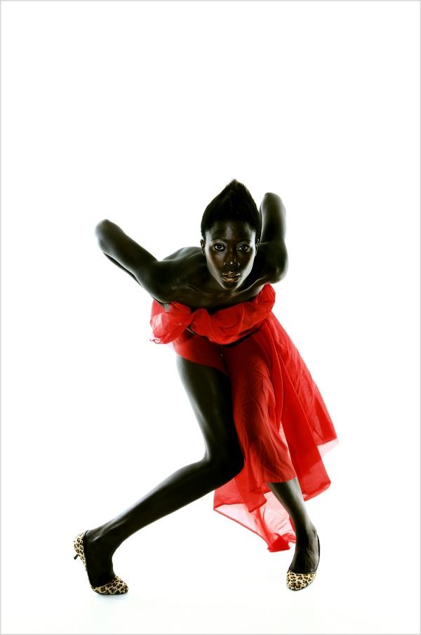 Supermodel Dji Dieng by G. Balmelli 2 picnik Wannabe intervju: Dji Dieng