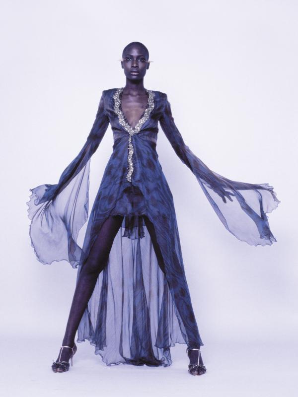 Supermodel Dji Dieng by Patrick Mettraux picnik Wannabe intervju: Dji Dieng