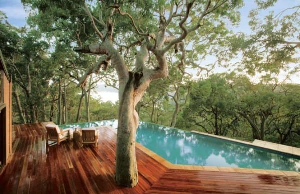 Sydney beachhouse pool 665x431 Vikendica iz bajke