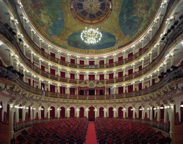 TeatroAmazonasManausBrazil2009 Enterijer najpoznatijih operskih kuća