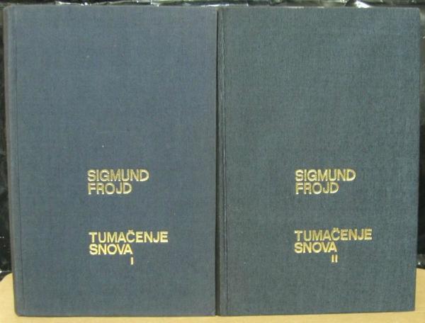 Tumačenje snova jedno od najpoznatijih Frojdovih dela picnik Ljudi koji su pomerali granice: Sigmund Frojd