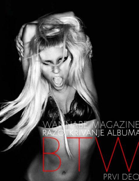 Razotkrivanje albuma: Born This Way (I deo)
