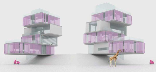barbie house f7mdz Barbie Green kuća iz snova