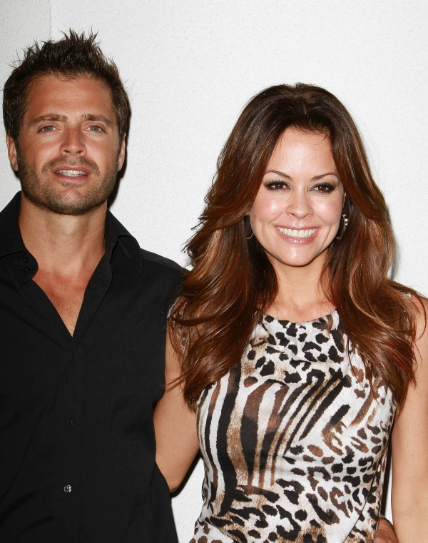 brooke burke and david charvet Trach Up