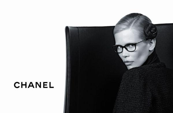 chanel1 Claudia Schiffer za Chanel   jesen 2011.