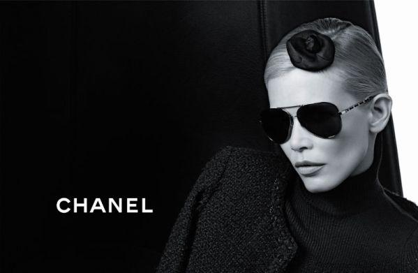 chanel5 Claudia Schiffer za Chanel   jesen 2011.