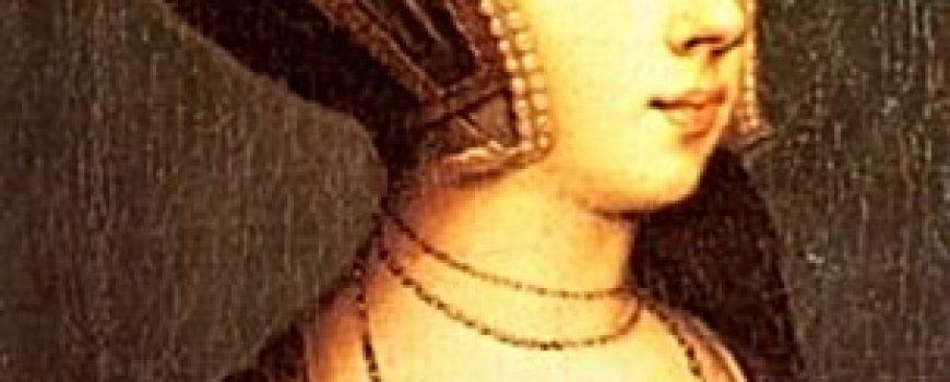 Muze na Zemlji: Anne Boleyn