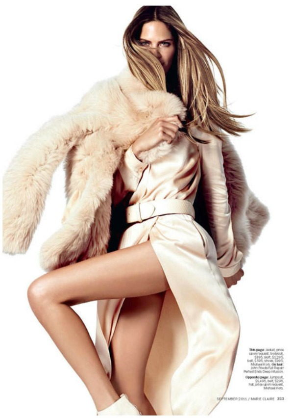 frankie rayder21 Frankie Rayder za Marie Claire US   septembar 2011.