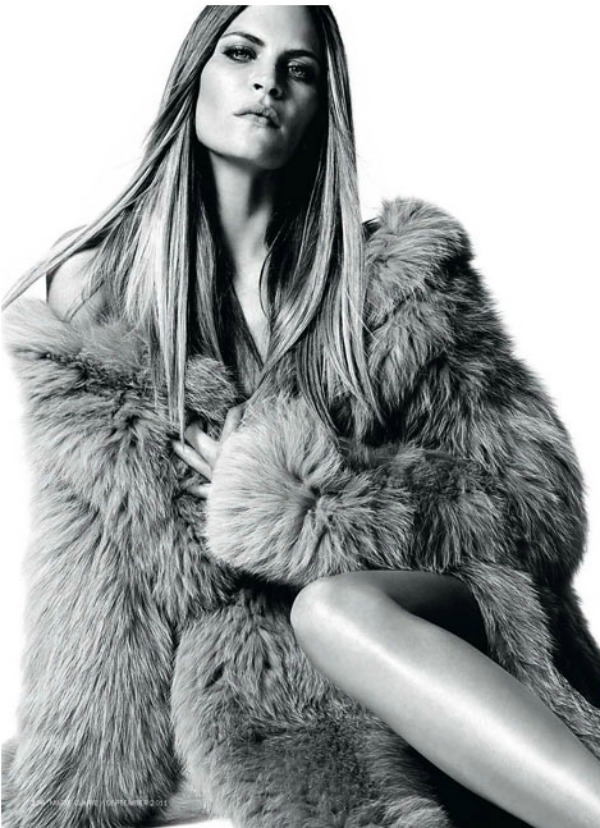 frankie rayder51 Frankie Rayder za Marie Claire US   septembar 2011.
