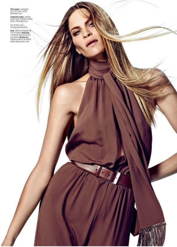 frankie rayder71 Frankie Rayder za Marie Claire US   septembar 2011.