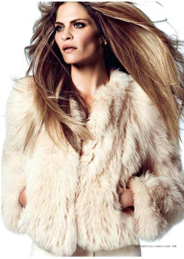 frankie rayder81 Frankie Rayder za Marie Claire US   septembar 2011.