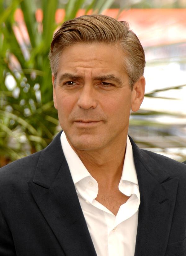 george clooney1 Angelina i Brad su moja antibaby pilula!   George Clooney