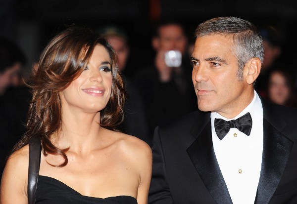 georgeelisabetta Angelina i Brad su moja antibaby pilula!   George Clooney