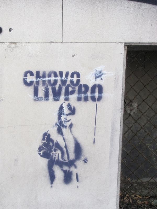 grafiti 21 Wannabe Street Art: Gornji Dorćol