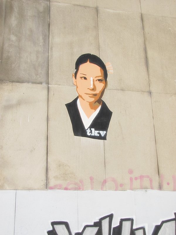 grafiti 27 Wannabe Street Art: Gornji Dorćol