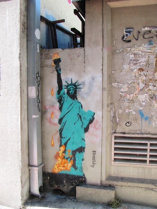 grafiti 3 Wannabe Street Art: Gornji Dorćol