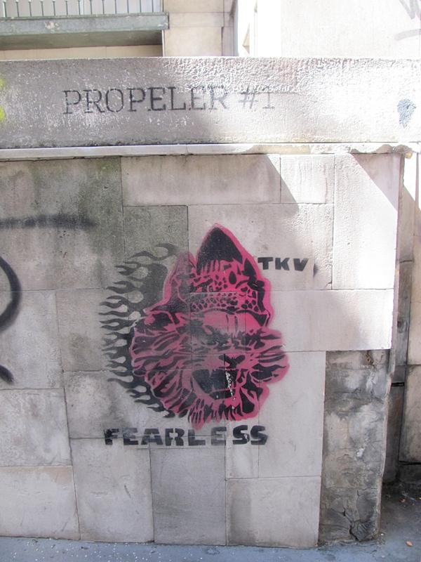 grafiti 35 Wannabe Street Art: Gornji Dorćol