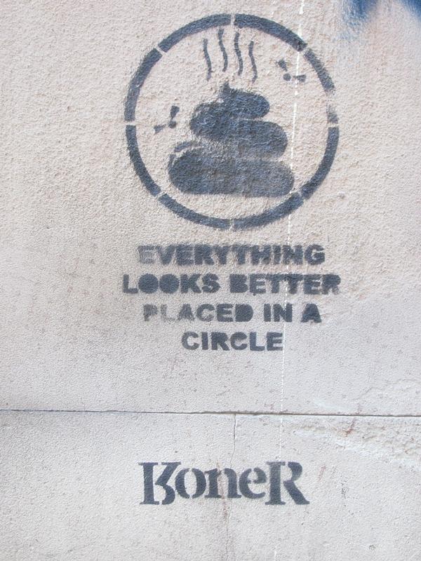 grafiti 63 Wannabe Street Art: Gornji Dorćol