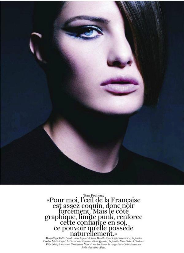 isabeli fontana31 Isabeli Fontana za Vogue Paris   septembar 2011.