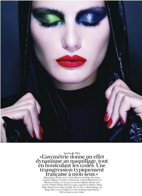 isabeli fontana41 Isabeli Fontana za Vogue Paris   septembar 2011.