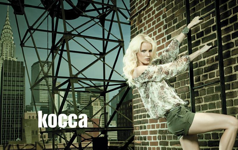 kooca fw 2011 caroline winberg by roberta pagano 1 KOCCA jesen/zima 2011/12