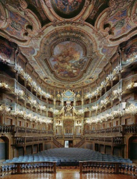 Enterijer najpoznatijih operskih kuća