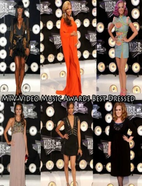 Fashion Report – Video Music Awards