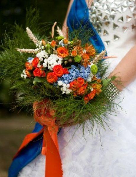 Bidermajeri i cveće