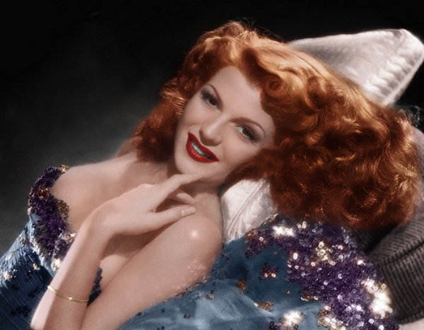 Dive XX veka: Crvena boginja ljubavi