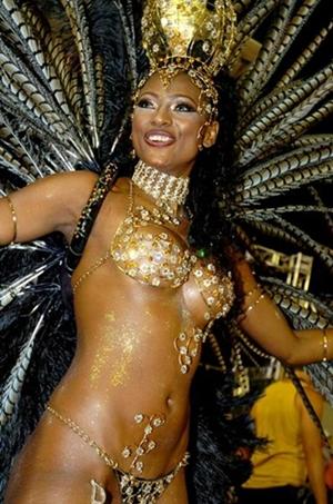 slika 14 ¡Vamos a bailar! Samba