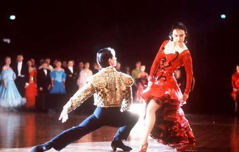 strictly ballroom movie Čudesni svet Baza Lurmana