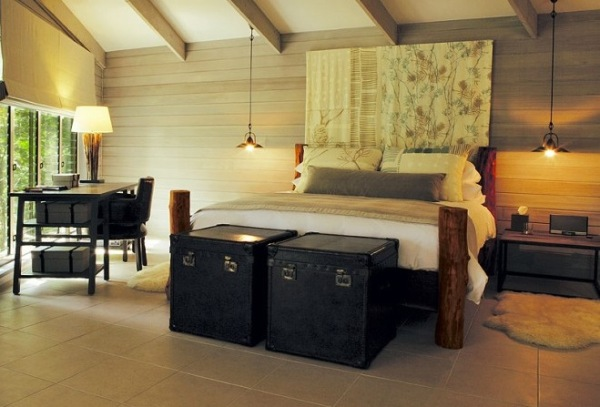 sydney beachhouse bedroom Vikendica iz bajke