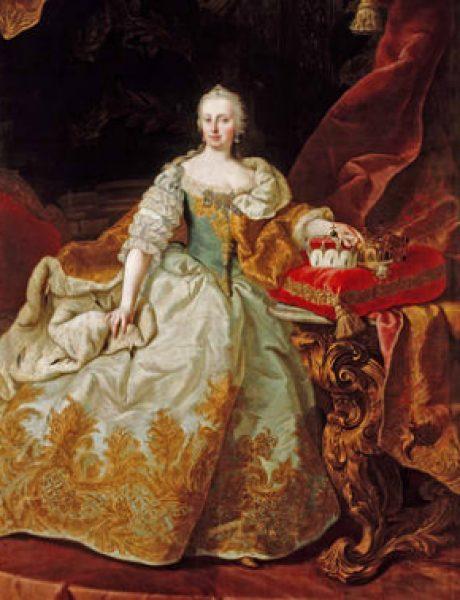 Žene koje su vladale svetom – Marija Terezija