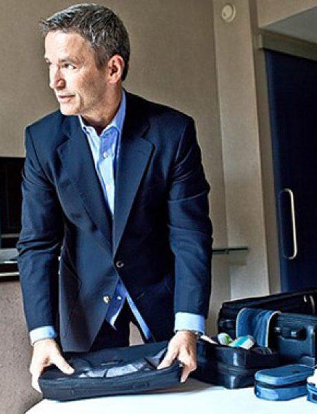 Savet za muškarce: Šta nositi na kraći poslovni put?