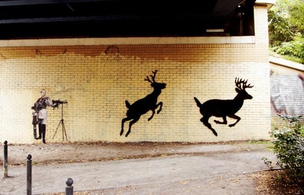 ulicna umetnost 3. ispod sedmog pasusa Ulična umetnost